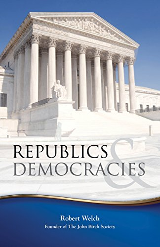 Republics & Democracies (Difference Between A Democracy And A Constitutional Republic)