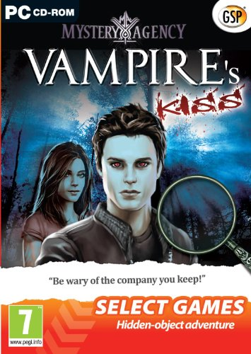 SELECT GAMES: Mystery Agency: A Vampire's Kiss (PC DVD) (UK IMPORT)