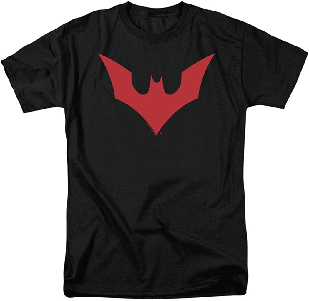 Batman Beyond Logo DC Comics T Shirt & Stickers