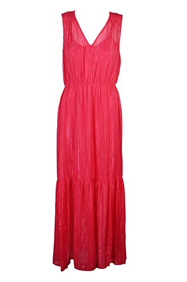 Eci New York Womens Spring Full Length Maxi Dress At Amazon Women S