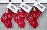 "18"" Personalized Christmas Stocking"