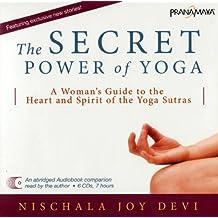 The Secret Power of Yoga 6 CD Set Audiobook