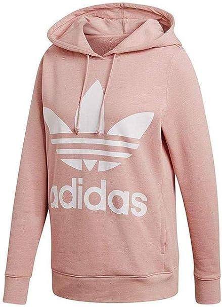 adidas hoodie damen rosa weiß schwarz