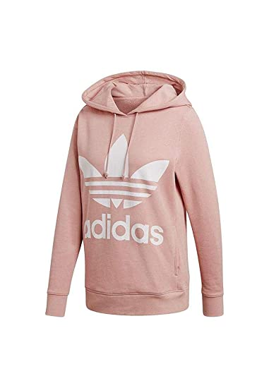 detailed pictures release info on top brands adidas Damen Trefoil Hoodie