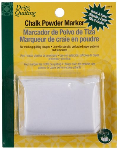 pounce chalk for quilting - 6