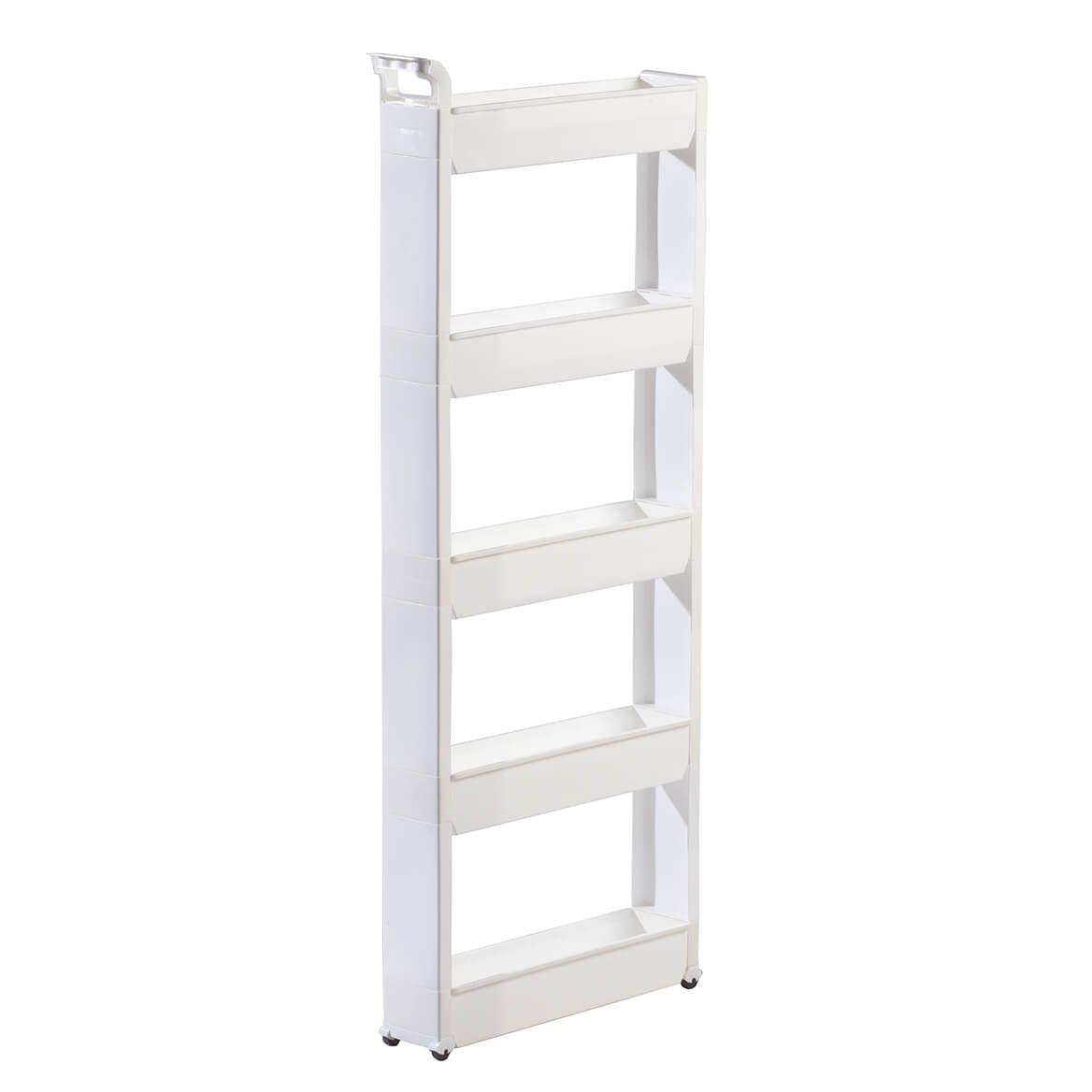 Slim Storage Cart 5 Tier