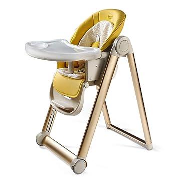 Tronas Silla Alta para Bebé Plegable Silla Alta Plegable ...
