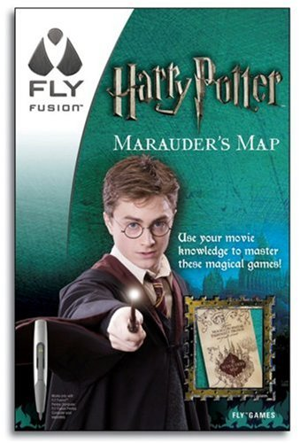 (FLY Fusion8482; Harry Potter Marauder's Map)