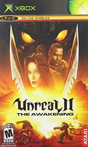 Unreal 2 Awakening Pc (Unreal II: The Awakening - Xbox)
