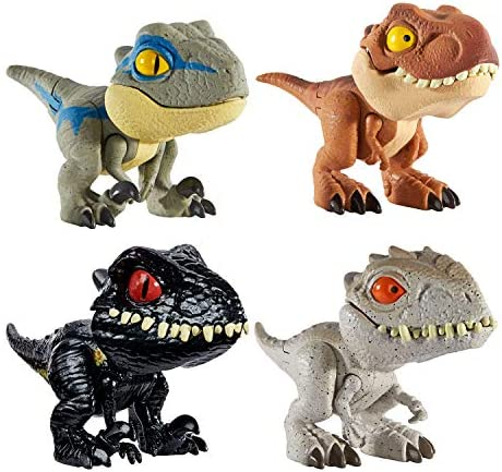 [해외]쥬 라 기 월드 또는 みかみ 컬렉션 아소 트 4 개 들이 BOX 판매 GGN26-986A / Jurassic World Kamikami Collection Assort ed. BOX For Sale GGN26-986A
