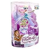 (US) Flutterbye Flying Fairy Doll Snowflake Fairy