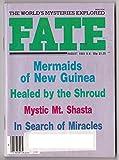 : Fate Magazine August 1983, Vol 36 No 8, Issue 401