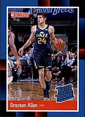 new product a5ef6 42eaf Amazon.com: 2018 Panini Instant NBA 1988 Rated Rookie Retro ...
