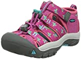 Keen Kids Girl's Newport H2 (Toddler/Little Kid) Very Berry Butterfly Sandal 12 Little Kid M