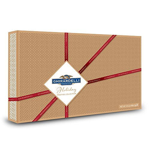 Ghirardelli Holiday Prestige Collection Gift, 17.4 Ounce