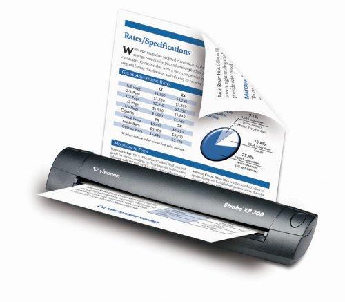 Visioneer Strobe Duplex Scanner SXP3005D WU product image