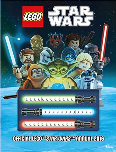 Official Lego?? Star Wars Annual 2016 (Lego Annuals) by Egmont UK Ltd (2015-10-08)