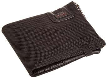 Tumi Bravo Coin Wallet, Black, One Size