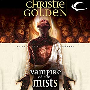 Vampire of the Mists Audiobook