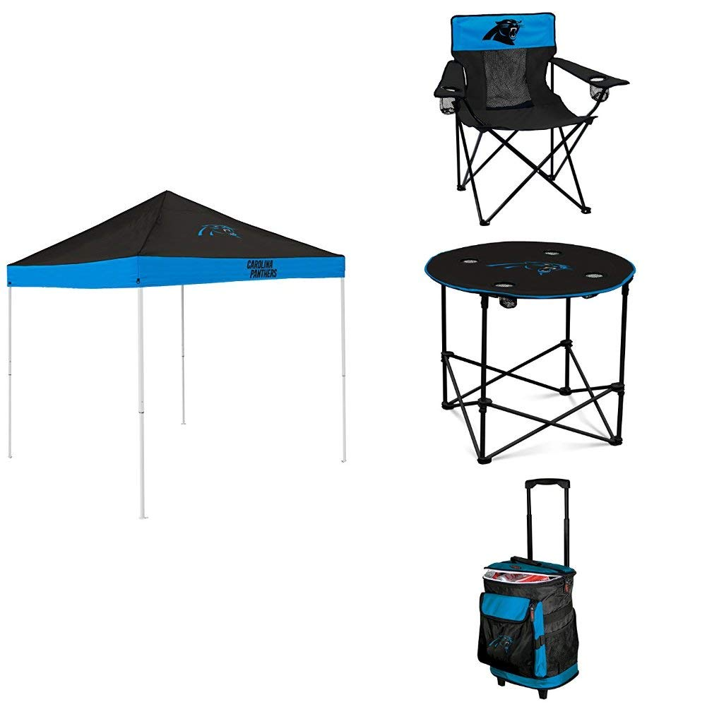 Logo Brands Carolina Panthers Total Tailgate Package