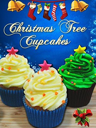 Christmas Tree Cupcakes on Amazon Prime Video UK