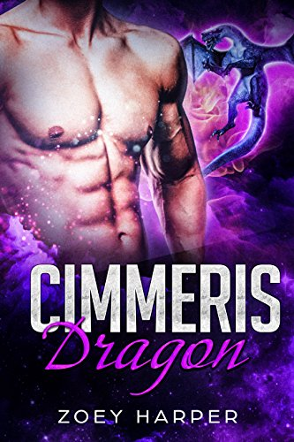 Cimmeris Dragon: A Dragon Shifter Romance (Dragons of Brevia: Shadow Squad Book 2)