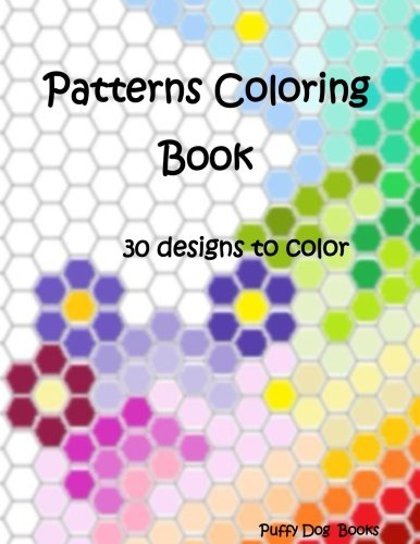 Download Patterns Coloring Book: 30 designs to color pdf