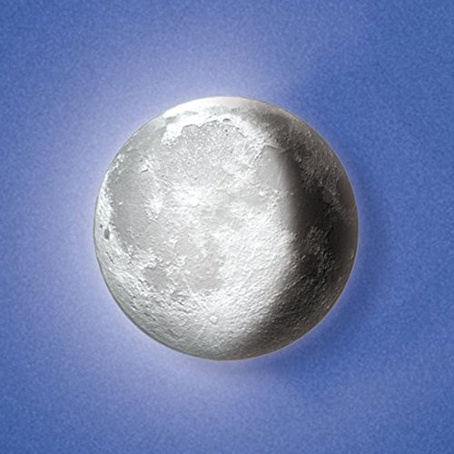 Moon In My Room, Wall Décor Night Light by ECHI, Remote Control Moon Lamp