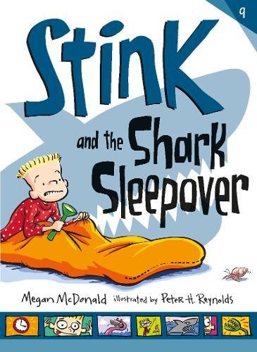 Download Stink and the Shark Sleepover ebook