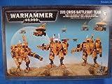 Games Workshop - Warhammer 40k - Tau - Equipe d'Exo-Armures XV8 Crisis