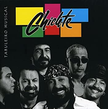 cd chiclete com banana tabuleiro musical gratis