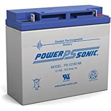 New Replacement Battery for DR Power Field Mower 10483 104837 12V 17AH 18AH