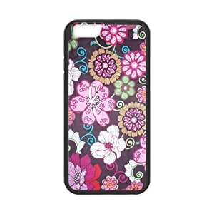 ROBIN YAM- Vera Bradley iPhone 4s Case, Hard Rubber Protection Case Cover for iPhone 4s -DRY414
