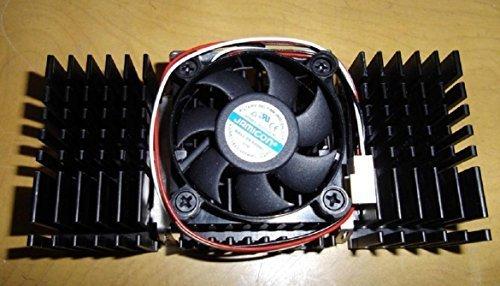 CPU Cooler Heatink + Fan for Pentium 2 (II), K7, Slot 1 Processors - (Slot Pentium 1)