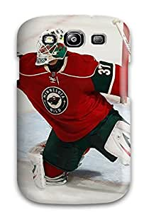 Hot 1445202K239953272 minnesota wild hockey nhl (92) NHL Sports & Colleges fashionable Samsung Galaxy S3 cases