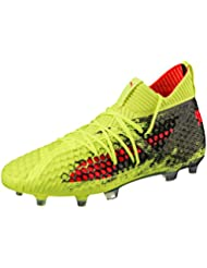 PUMA Mens Future 18.1 Netfit FG/AG Soccer Cleats