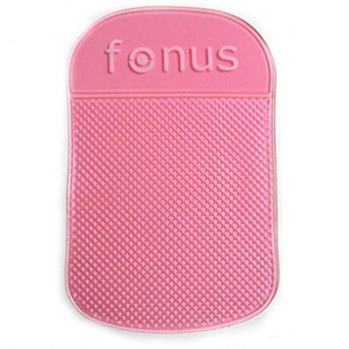 Blackberry DTek50 Compatible Pink Car Non-Slip Dashboard Mat Holder Sticky Mount Dash Phone Grip (Cellet Blackberry Case)
