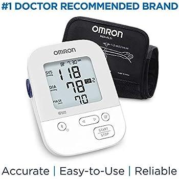 Amazon.com: OMRON 10 Series Wireless Upper Arm Blood ...