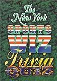 New York Sports Wiz Trivia Quiz 0940462931 Book Cover