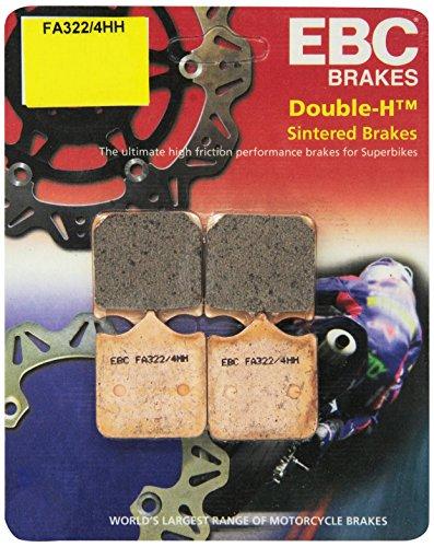 EBC Brakes FA322/4HH Disc Brake Pad Set