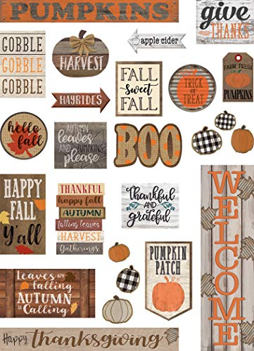 Halloween Bulletin Boards For Library (Home Sweet Classroom Happy Fall Mini Bulletin)