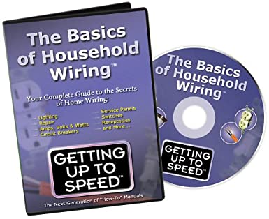 Magnificent Amazon Com Dvd The Basics Of Household Wiring Electrical Video Wiring Digital Resources Operpmognl