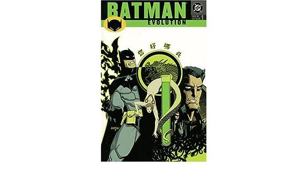 954a28ad BATMAN EVOLUTION (Batman: New Gotham): Amazon.es: Greg Rucka, Shawn  Martinbrough, John Watkiss: Libros en idiomas extranjeros