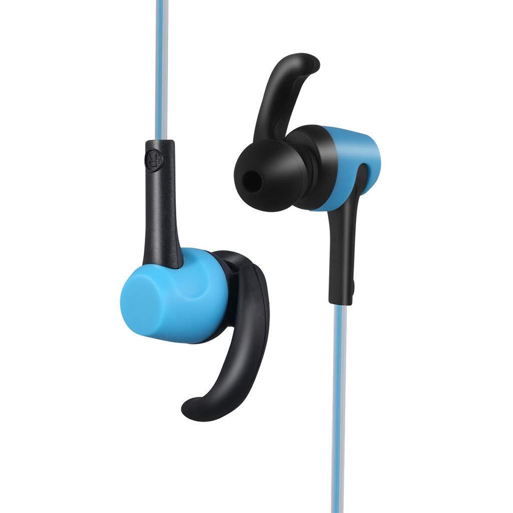 1pc Universelle In-Ear Ohrhörer Ohrstöpsel Earphone Sportkopfhörer Hesdset Handy