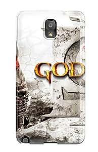 High Quality KDCWUsC7540IgRDj God Of War Iii Tpu Case For Galaxy Note 3