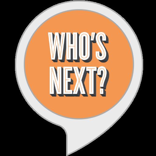 Who's Next?: Amazon co uk: Alexa Skills