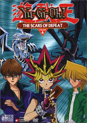 Yu-Gi-Oh, Vol. 6 - The Scars of - Sands Silver Stores Outlet
