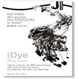 iDye Black - For Natural Fibres