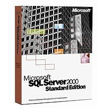 Microsoft SQL Server 2000 Standard Edition (1-USER License)