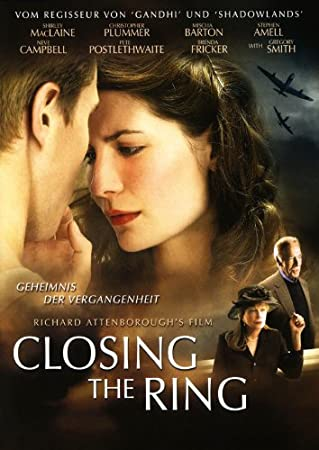 Amazon com: Closing the Ring Movie Poster (27 x 40 Inches
